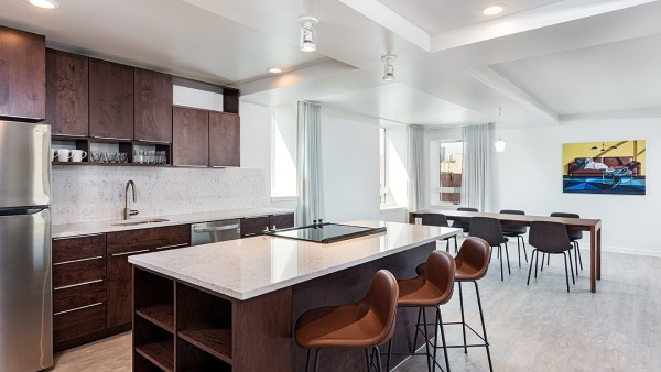 Two-Bedroom Penthouses
